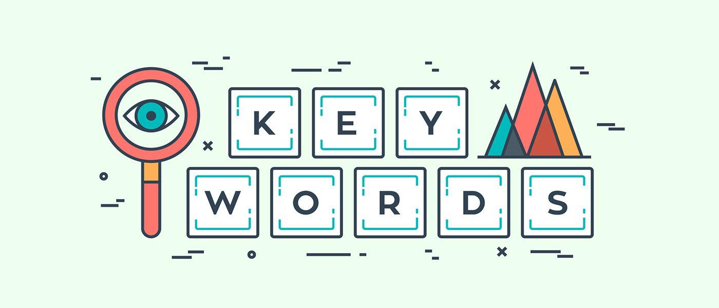 Imagen de keywords