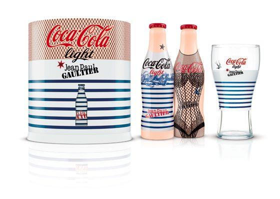 coca-cola-light-jean-paul-gaultier-Botellas