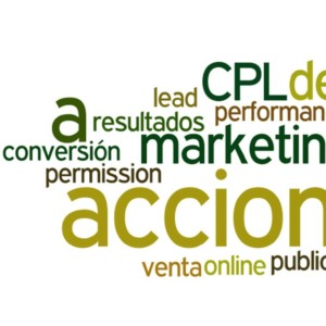 Marketing de resultados. Tipos de acciones de performance.