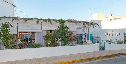 pop-up Store Oysho en Formentera